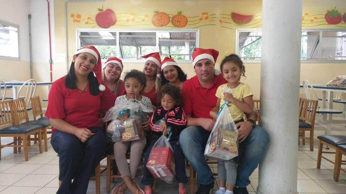 Campanha de Natal (Hospital Alemão Oswaldo Cruz) – SBA Girassol